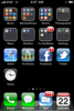 iPhone Home Screens with Folders 06/22/10 :