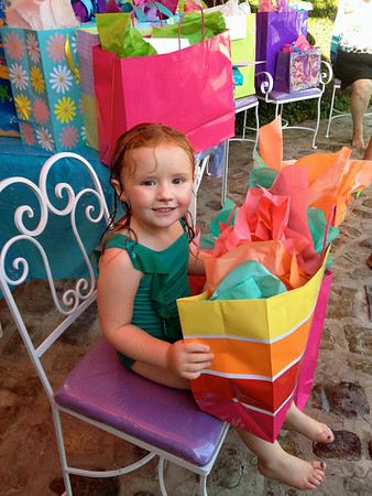 Ceili's 4th B-Day Party 09/14/13