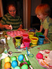Dyeing Easter Eggs 03/30/10 :