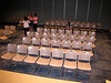 """Scapin"" Seating Setup @ Milken 11/02/10 :"