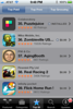 Puzzlejuice iPhone & iPad Rankings 01/19/12 :