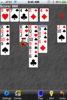 Solitaire Screenshots - Fall 2011 :