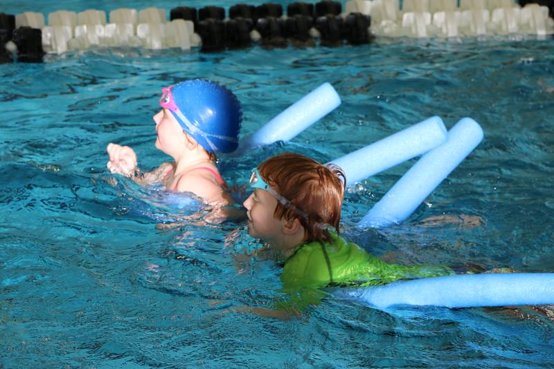 Byrne Family Swim Lesson 08/05/15