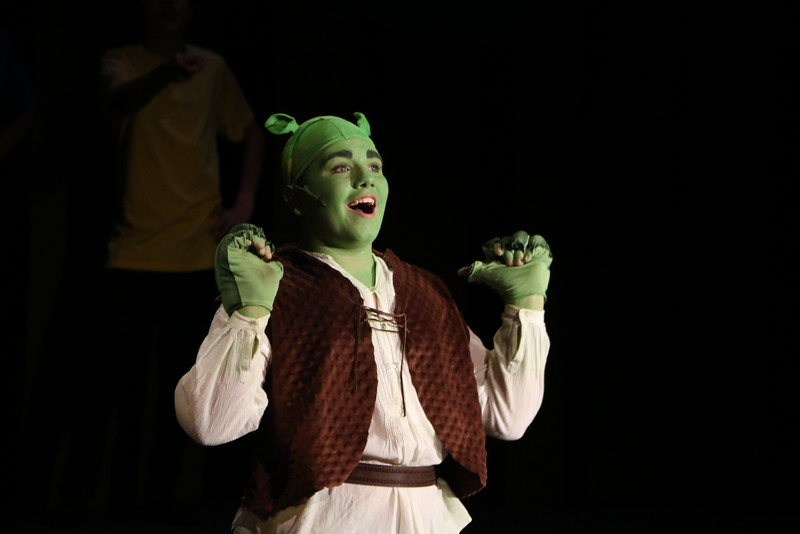 """Shrek Jr."" Afternoon Performance @ Hartford Stage Summer Studio 08/01/15"